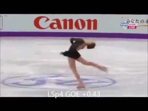 Yuna KIM's GOE is true?No, it's a fake.