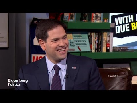 Marco Rubio: The Education System Needs Disruption