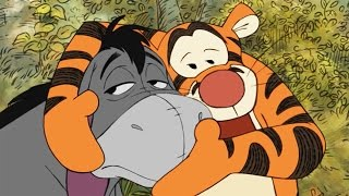 Tigger And Eeyore | The Mini Adventures of Winnie The Pooh | Disney