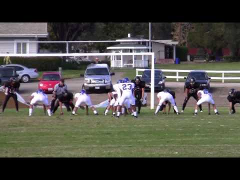 Kyle Mayfield Cate School Football