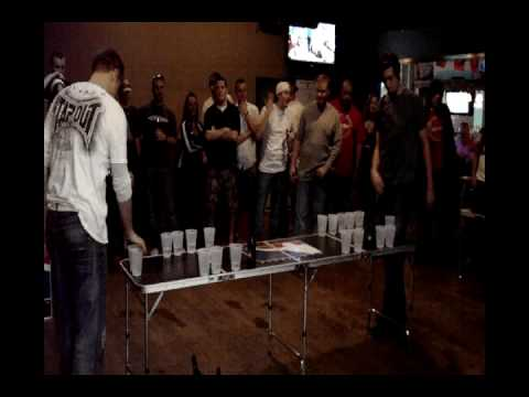 Greatest Pong Game Ever Played