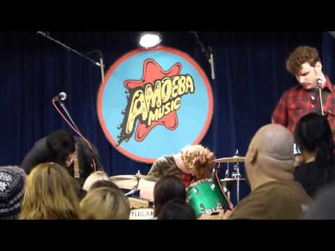 Fidlar - Whore LIVE HD (2013) Amoeba Hollywood