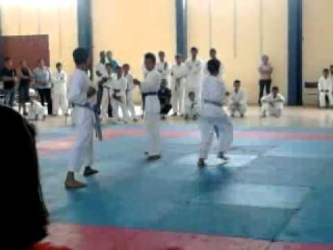Karate Kata 7