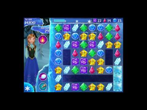 Disney Frozen Free Fall Level 80