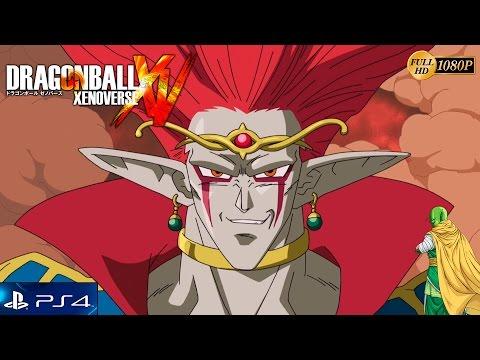 Dragon Ball Xenoverse Final Español Gameplay PS4   Cap. 10 Boss Demigra Dios Demonio - Final Secreto