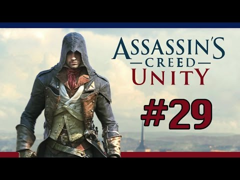 "[FR] Assassin' s Creed Unity – Walkthrough 29 [ Séquence 12: Mémoire 3 ] "" Le Temple "" ENDING – Fin"
