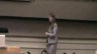 Pamela Jansma Talk On Haiti, Chile Earthquakes 3 11 10 2 11