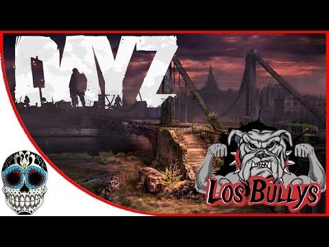 DayZ Mod | Los Bullys en acción