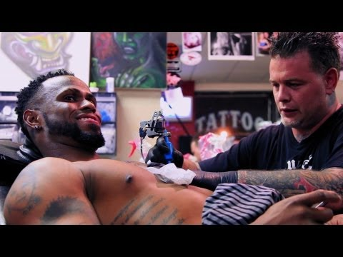 The Franchise: A Season with the Miami Marlins - Jose Reyes' New Tattoo - SHOWTIME
