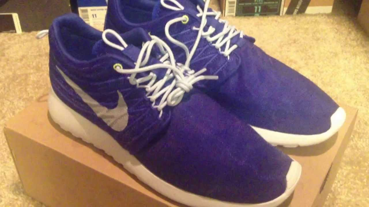 Nike Flywire Running Shoes Review Nike Roshe Run Flywire qs