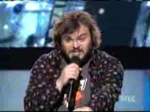 Tenacious D on American Idol Music Videos