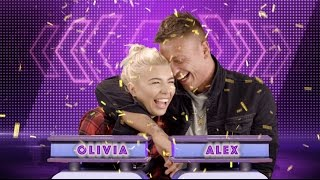 Alex Bowen And Olivia Buckland Play Mr & Mrs