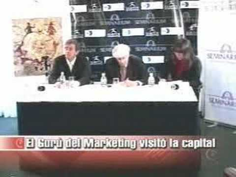 El Gurú del Marketing visitó la capital