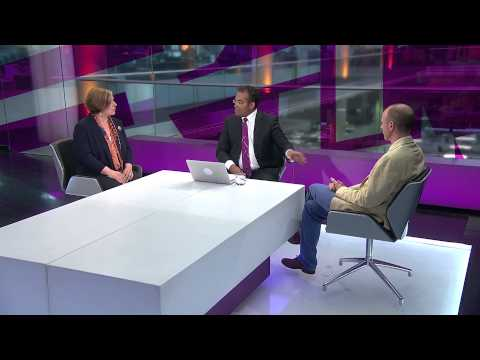 Daniel Hannan versus Labour's Emily Thornberry on the EU