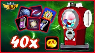 [KDMO]: Using 40 Master Coins || Masters Match Rare Machine (EVENT)