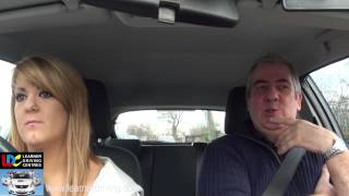 Claire's - Driving Test day