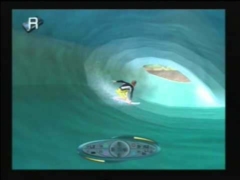 surfing game - Perfect 10 at chopes