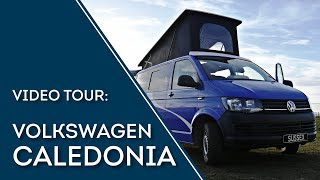 Volkswagen California type Camper VW Sussex Campervans Caledonia Poptop 2-berth 4-berth SX UK