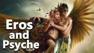 Eros and Psyche Story (Complete) -  Greek Mythology - Cupid and Psyche Myth  #Mythology