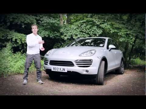 Porsche Cayenne - Which? first drive