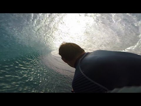 Gopro: Kalani Chapman's Indo Double Barrel - Gopro Of The World July Winner video
