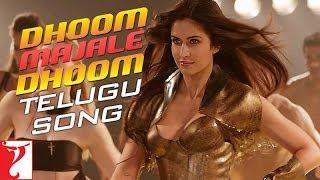Dhoom Majale Dhoom - Song with Lyrics - TELUGU - Dhoom:3