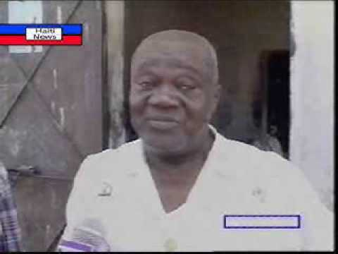 HAITI NEWS DESK WITH VALERIO 1 11 08