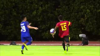 2 Football Thailand vs Timor Leste  1 June   28th SEA Games Singapore 2015
