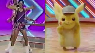 Key and Peele & Detective Pikachu Comparison