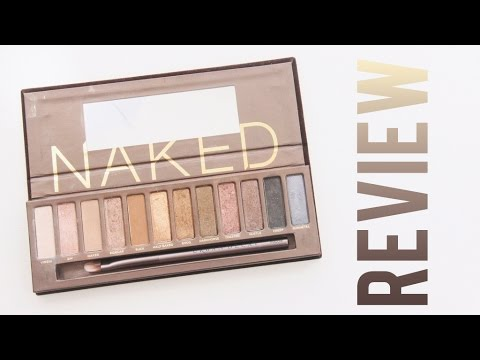 Naked Palette Review & Demo