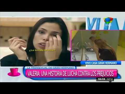 Valeria: La muerte de mi papá me llenó de bronca