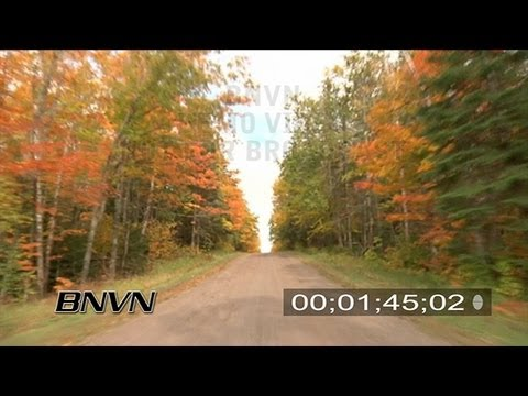 Northern Minnesota, Gun Flint Trail Fall Colors, 2008 - Part 2