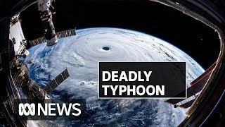 Millions told to evacuate as Typhoon Hagibis hits east coast of Japan | ABC News