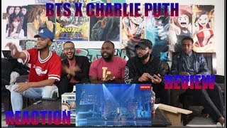 Bts + Charlie Puth @ 2018 MGA (live performance) Reaction/Review