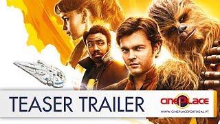'Han Solo: Uma História de Star Wars' - Teaser Trailer (Legendado)