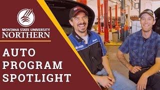 Auto Program Spotlight