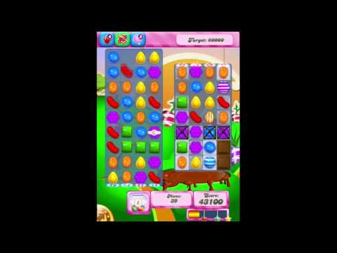 Candy Crush Saga Level 70 Walkthrough