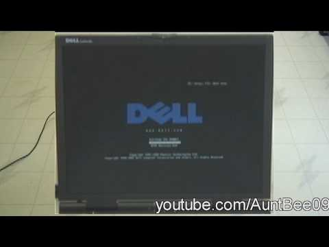 Dell Laptop Common Problems - Freezing, Start Up Error, B