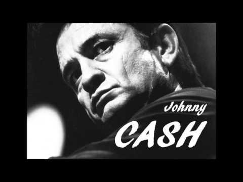 Johnny Cash - Chicken In Black