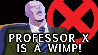 [Supercut: Professor X is a Wimp] Video
