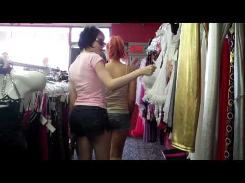 Sarina Valentina And Bailey Jay Go Shopping!! video