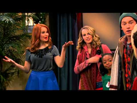 Good Luck Jessie: Nyc Christmas - Disney Channel Official video