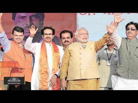 Godhra Made Narendra Modi Known, Says Shiv Sena