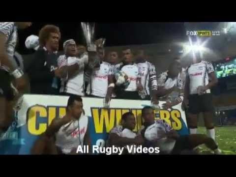 Gold Coast 7's Rugby Final New Zealand VS Fiji | 2012 | Full Match