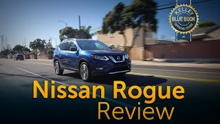 2019 Nissan Rogue - Review & Road Test