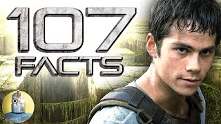 107 Maze Runner Facts YOU Should Know! (Cinematica)