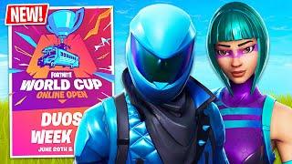 Fortnite WORLD CUP QUALIFIER $2,000,000 Tournament Finals! (Fortnite Battle Royale)