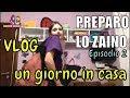 PREPARO LO ZAINO | VLOG UN GIORNO A CASA CON NOI  *Episodio 2* | Day Routine by Marghe Giulia Kawaii