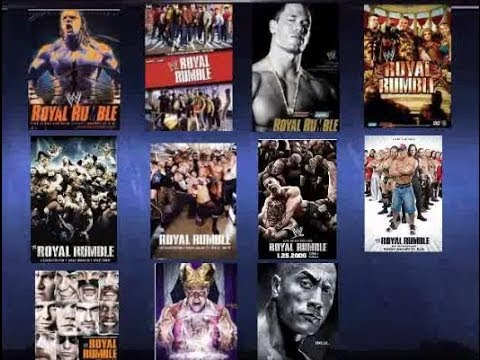 WWE Royal Rumble Review Series 2003-2013 Highlights