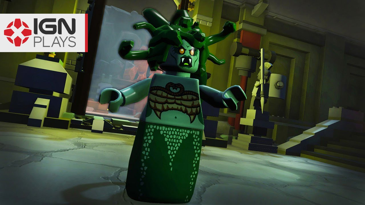 Let's Visit the Underworld of LEGO Minifigures Online - IGN Plays